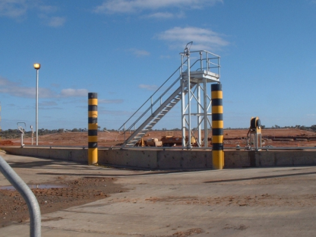 SUNRISE DAM GOLD MINE WASH PAD   Wilshaw - Consulting Engineers and